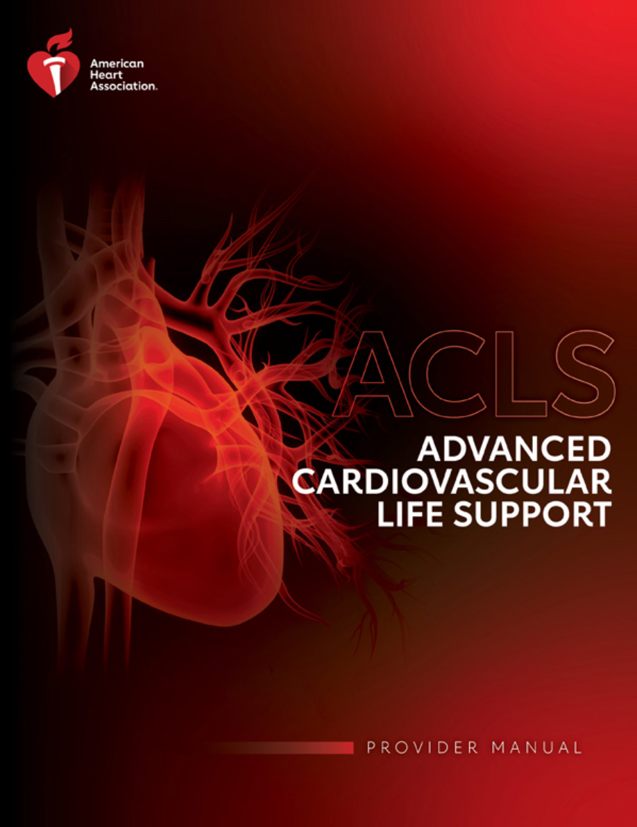 American Heart Association ACLS Registration