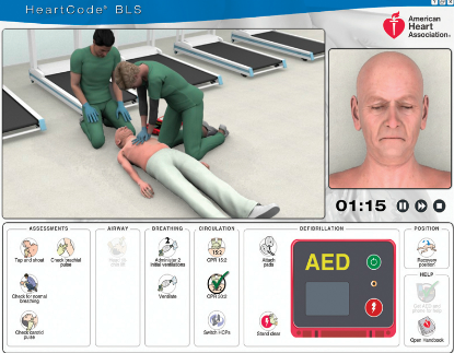 BLS CPR ELearning